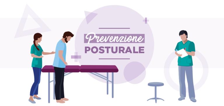 L'importanza della prevenzione posturale