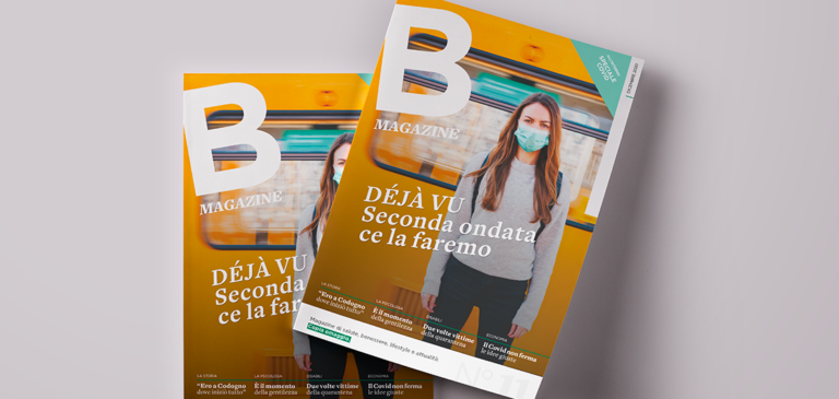 B Magazine numero speciale