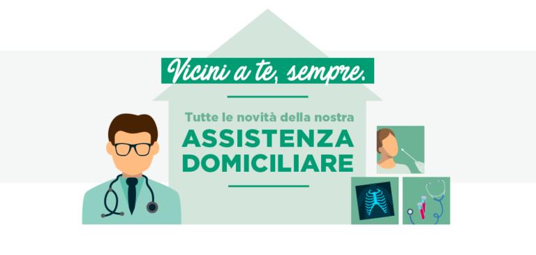 Assistenza domiciliare: offerta ampliata