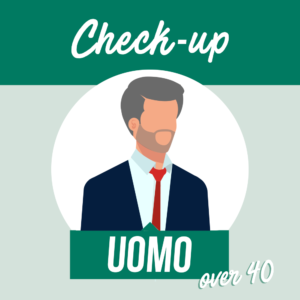 CHECK UP UOMO OVER 40