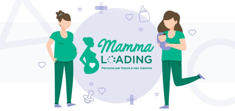 Mamma Loading: percorso per future e neo mamme.