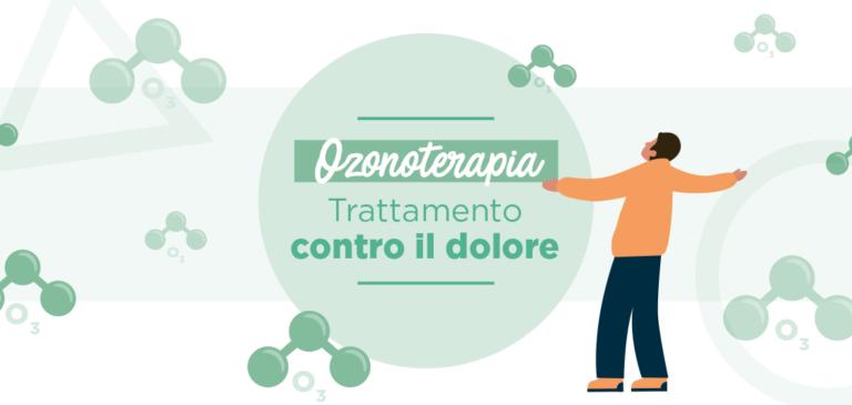 Ozonoterapia: un rimedio unico contro i dolori
