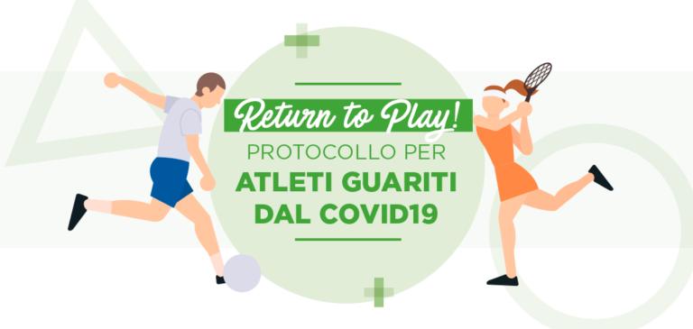 RETURN TO PLAY: tornare a giocare dopo aver contratto il Covid-19