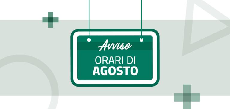 Read more about the article Variazioni orario estivo