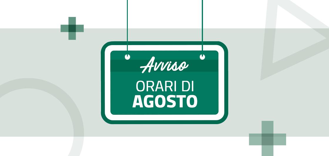 You are currently viewing Variazioni orario estivo
