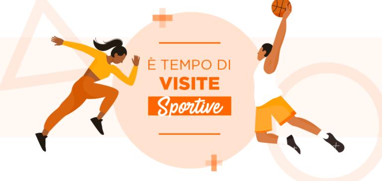 Read more about the article È tempo di visite sportive