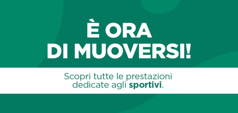 Read more about the article È ORA DI MUOVERSI!